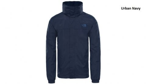 North Face Mens Resolve 2 Jacket - Waterproof - Breathable